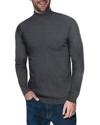 Xray Jeans - Core Mock Neck Sweater - Lyst