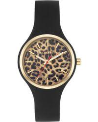 Vince Camuto Women's Sport Silicone Strap Watch, 36mm - Metallic