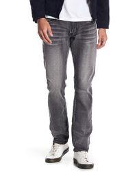 Buffalo David Bitton - Evan-x Straight Leg Jeans - Lyst