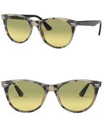 Ray-Ban 52mm Phantos Sunglasses - Natural