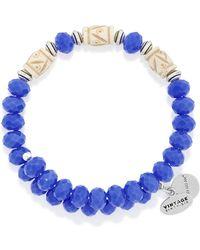 ALEX AND ANI - 'deep Sea' Wrap Bracelet - Lyst