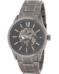 Fossil - Men's Flynn Bracelet Watch, 48mm - Lyst