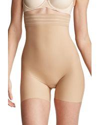 Spanx - Shaping Micro High-waist Girlshort - Lyst