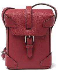 Sondra Roberts Phone Crossbody Bag - Red