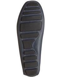 Eastland Debora Woven Leather Loafer - Blue