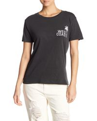 Billabong - West Paradise Graphic Tee - Lyst