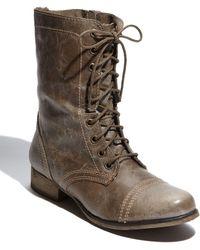 Steve Madden 'troopa' Boot - Brown
