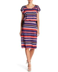 Joe Fresh - Waist Tie Dress - Lyst