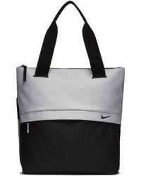 62ca11c8bf Lyst - Nike Auralux Tote Bag in Black