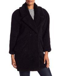 Lucky Brand - Missy Teddy Bear Faux Fur Jacket - Lyst