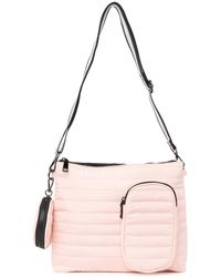 Urban Expressions Arlo Crossbody In Rose At Nordstrom Rack - Pink