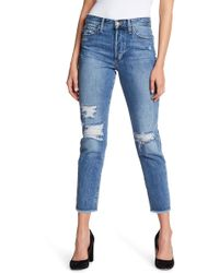 658ccab809e201 Joe s Jeans - The High Rise Smith Straight Leg Jeans - Lyst