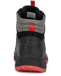 Xray Jeans Bunder Sneaker - Black