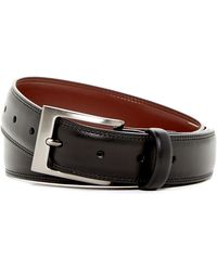 Original Penguin - Timothy Leather Belt - Lyst