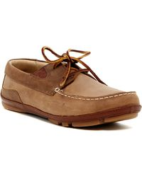 Olukai - Mano Moc Boat Shoe - Lyst