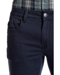 Ezekiel Tinker Straight Leg Pants - Blue