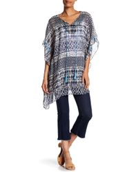 Roffe Accessories - Printed Coverup - Lyst