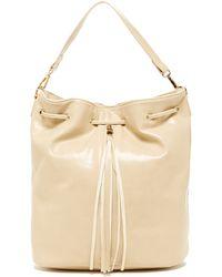Moda Luxe - Sausalito Convertible Bucket Bag - Lyst
