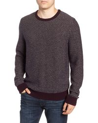 Nordstrom Jacquard Wool & Cashmere Sweater - Multicolor