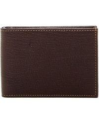 Boconi - Slimster Leather Wallet - Lyst