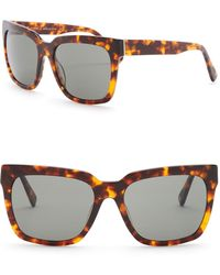 Joe's Jeans - Oversized 58mm Sunglasses - Lyst