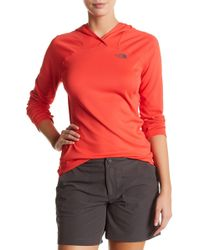 The North Face - Distance Hoodie - Lyst