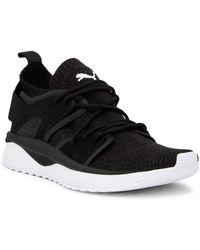 PUMA Tsugi Blaze Evoknit Sneaker - Black