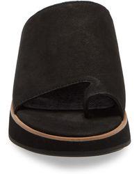 Eileen Fisher Dare Slide Sandal - Black