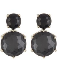 Ippolita - Rock Candy Sterling Silver Two-stone Stud Earrings - Lyst