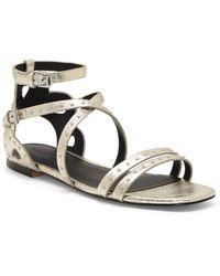 Rebecca Minkoff Maiara Studded Gladiator Sandal - Multicolour