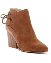 H by Hudson | Minka Contrast Boot | Lyst