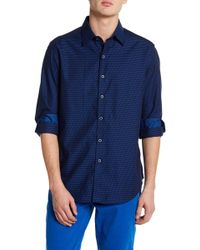 Robert Graham - Chanhassen Woven Regular Fit Shirt - Lyst