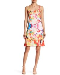 Sienna Rose - Watercolor Dress - Lyst