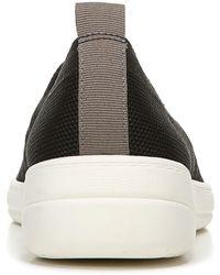 LifeStride Energy Knit Slip-on Sneaker - Black