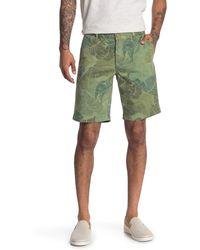 Tommy Bahama Camo Fronds Chino Shorts - Green
