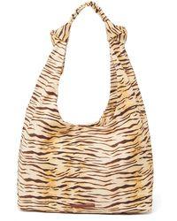 Lucky Brand Ayne Shoulder Bag In Tiger 01 At Nordstrom Rack - Metallic