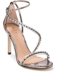 Call It Spring Zihna Embellished Strappy Heel - Multicolor