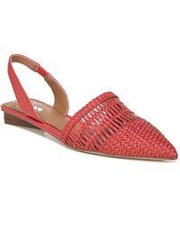 Sarto Graydon Slingback Flat - Pink