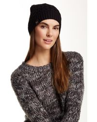 UGG - Nyla Textured Wool Blend Beanie - Lyst