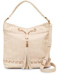 Moda Luxe - Leona Faux Leather Hobo Bag - Lyst