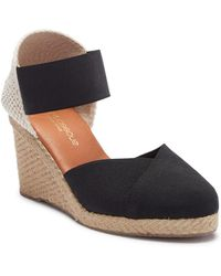Andre Assous - Anouka Mid Wedge Sandal - Lyst