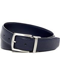 Cole Haan - Reversible Leather Belt - Lyst