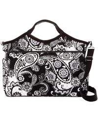 Vera Bradley - Carryall Travel Bag - Lyst