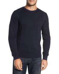 Bobby Jones - R18 Chopper Rib Detail Sweater - Lyst