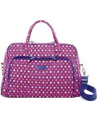 Vera Bradley - Weekend Travel Bag - Lyst
