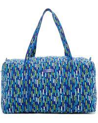 Vera Bradley | Large Duffel Bag | Lyst