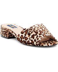 Shellys London - Ria Slide Sandal - Lyst