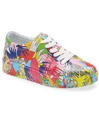 Sheridan Mia Daphne Print Sneaker - Multicolor