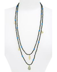 Panacea - Layer Bead Necklace - Lyst
