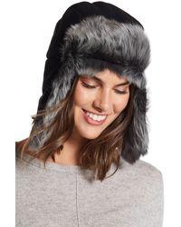 UGG - Ugg(r) Genuine Shearling Trapper Hat - Lyst